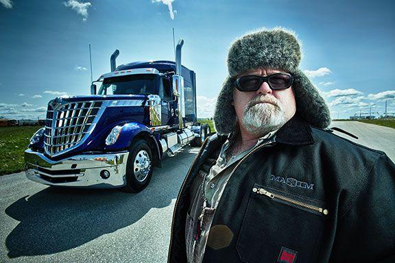 Ice Road Trucker Hugh Rowland - Home | Facebook